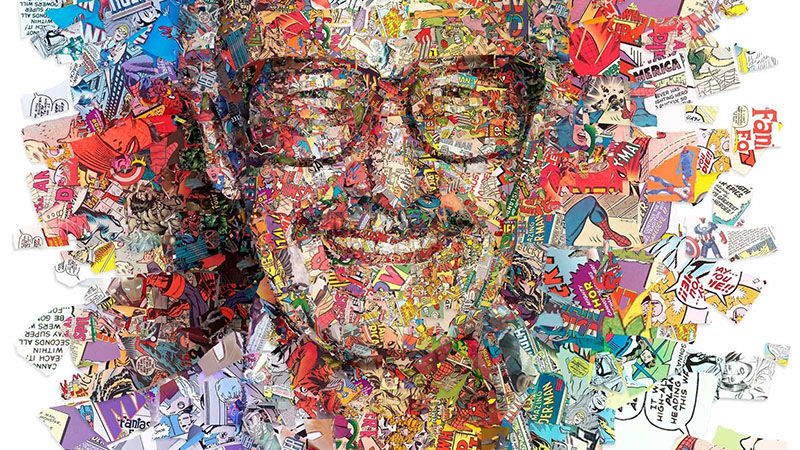 Stan Lee, a Marvel atyja