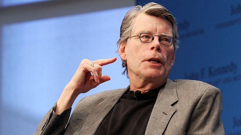 Stephen King alapítványa fizeti a teljes nyomdai költséget