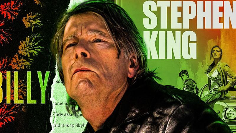 Stephen King még jóval 70 felett sem diktál lassabb tempót