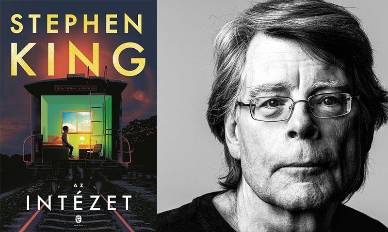 Június 1-én jön King új regénye magyarul