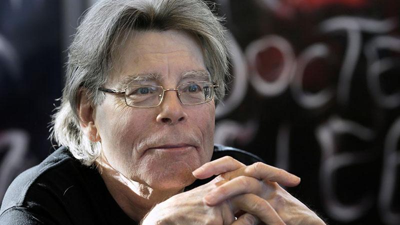 Stephen King új regényére is hatással van a világjárvány