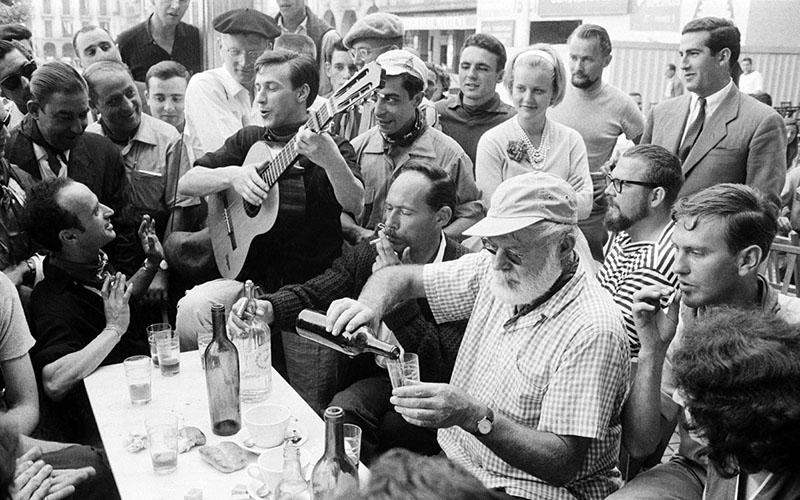 Hemingway élete vége felé