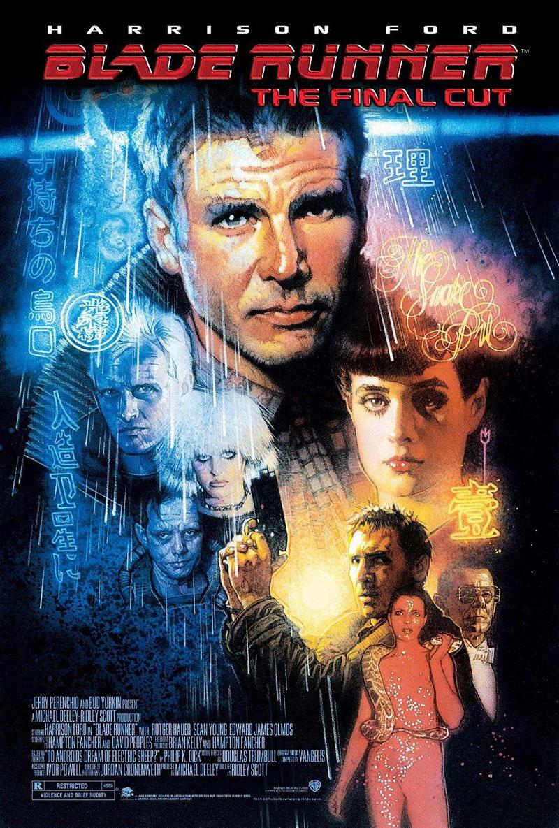 A legutóbbi, The Final Cut verzió posztere