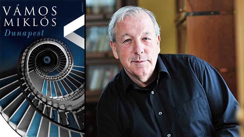 Szeptemberben jön Vámos Miklós új regénye