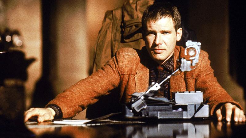 Harrison Ford: Szárnyas fejvadász
