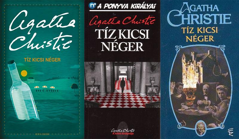 Agatha Christie egyik leghíresebb regény magyar is számtalan kiadást megélt