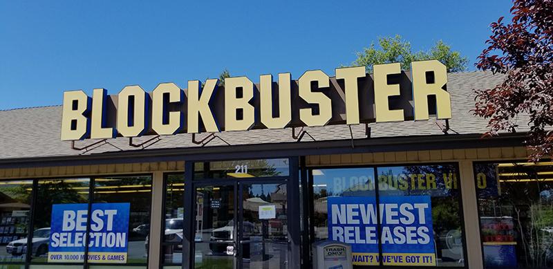 Egy Blockbuster a sok közül