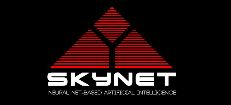 A Skynet, a világvége okozója