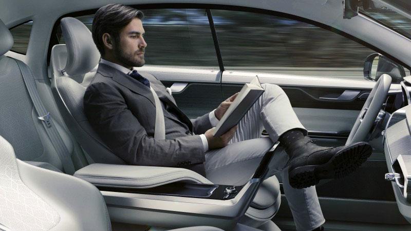 Az önvezető autó már rég nem a jövőt jelenti