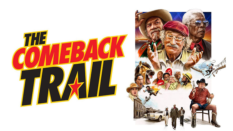 The Comeback Trail (2021)