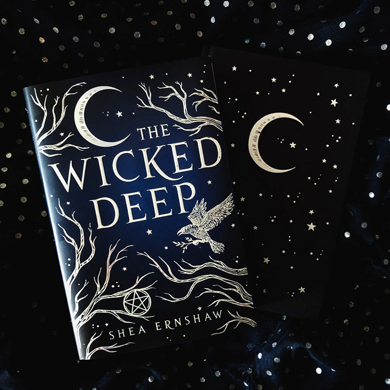 Shea Ernshaw: The Wicked Deep - Gonosz mélység