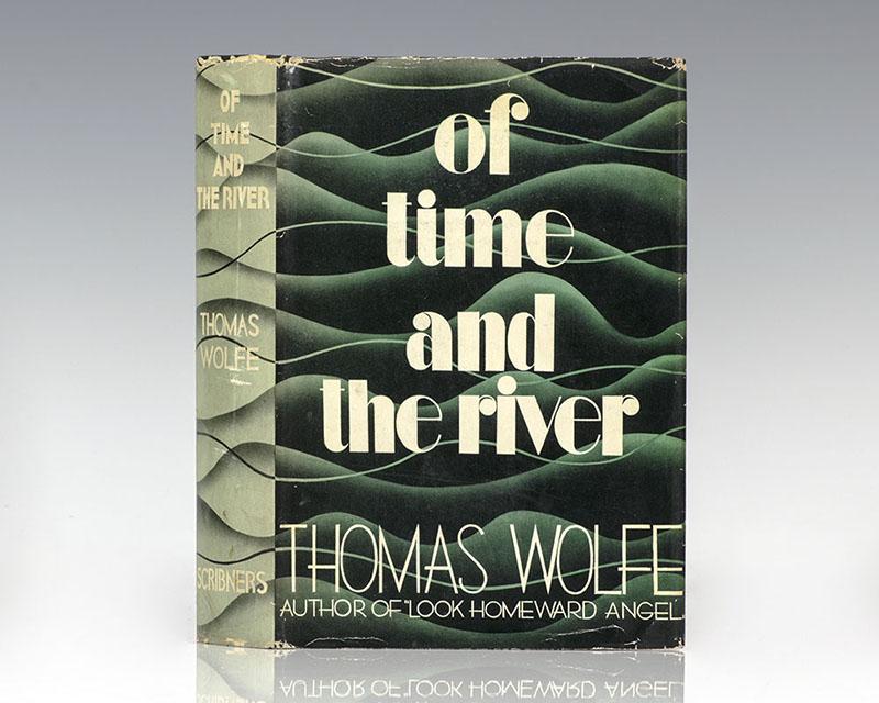 Az időről és a folyóról első kiadása