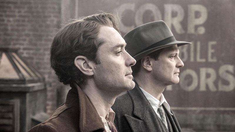 A Géniusz című filmben Jude Law keltette életre az írót