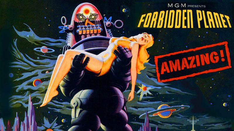 Tiltott bolygó (1956)
