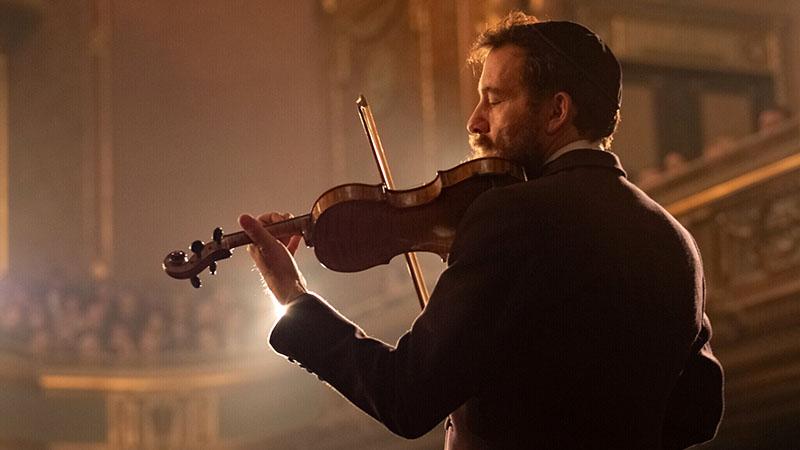 Clive Owen a hegedűvirtuóz szerepében
