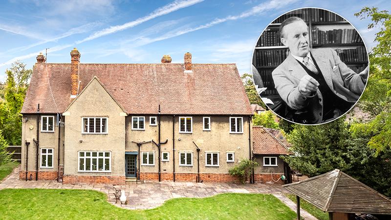 Tolkien házát Ian McKellen és Martin Freeman is szeretné megmenteni