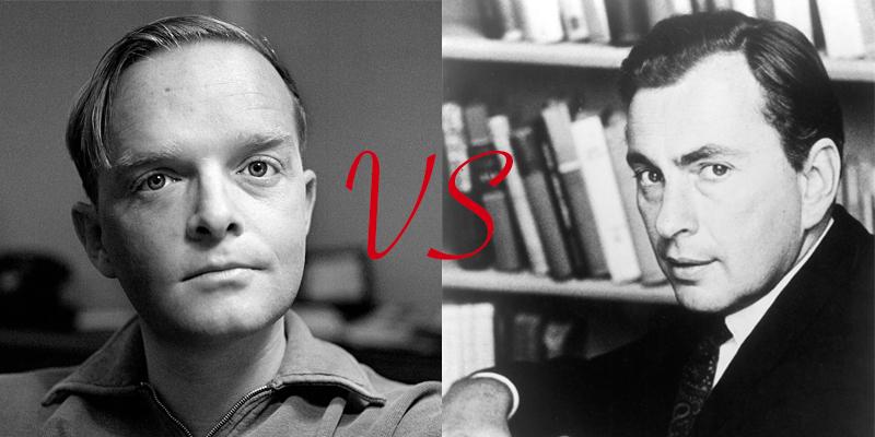Truman Capote vs. Gore Vidal