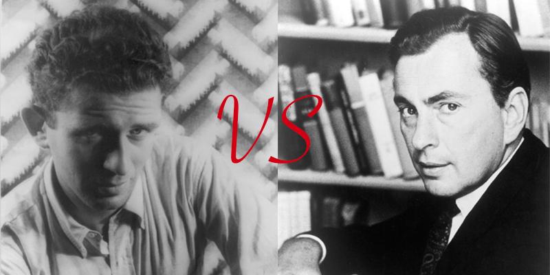 Norman Mailer vs. Gore Vidal