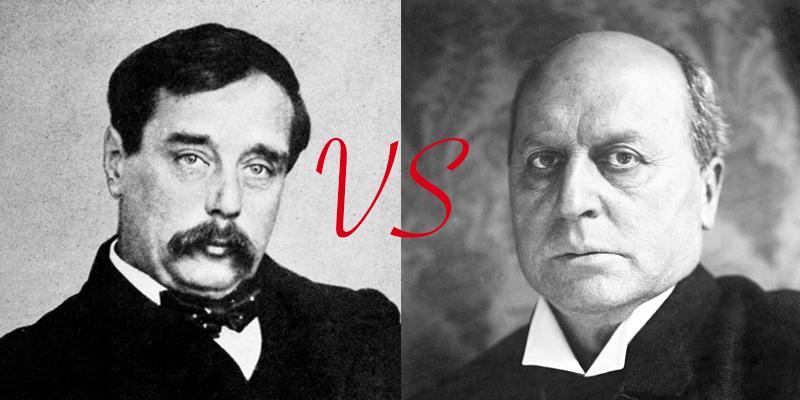 H. G. Wells és Henry James