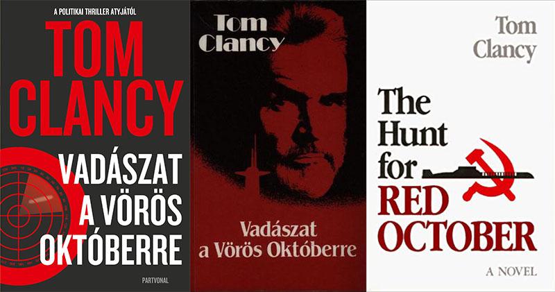 Tom Clancy: Vadászat a Vörös Októberre