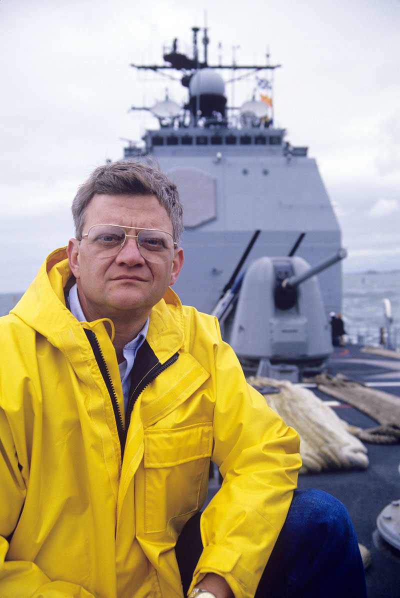 Tom Clancy 1988-ban
