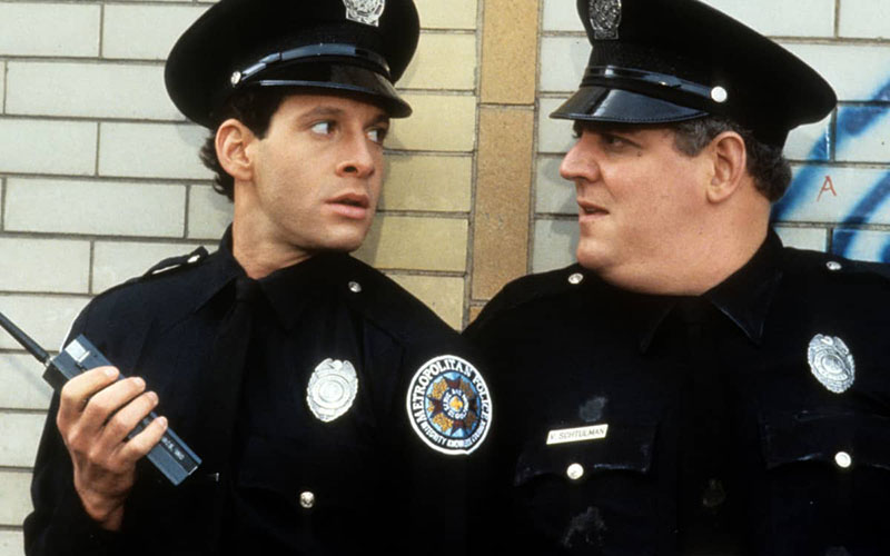 Rendőrakadémia (1984)