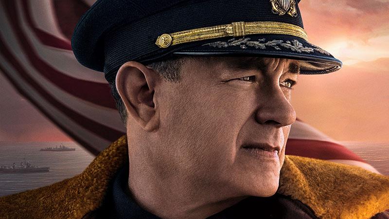 Tom Hanks a Greyhound főszerepében