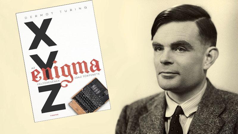 Dermot Turing Alan Turing nyomában