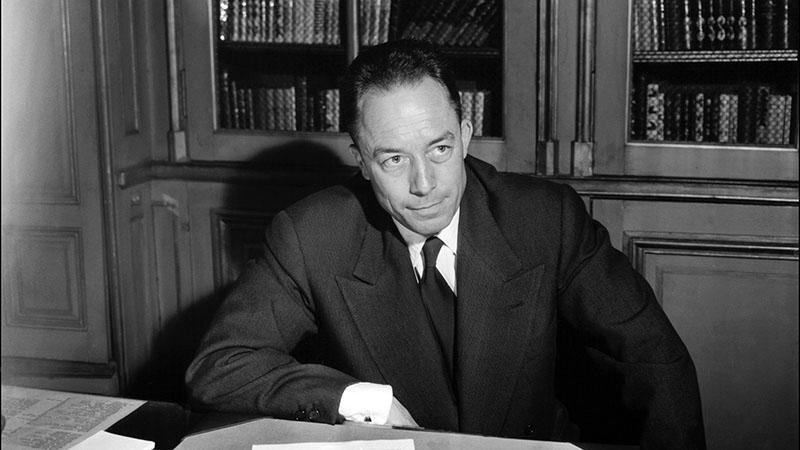 Új szöveg magyarul Albert Camus-tól most csak 30 napig