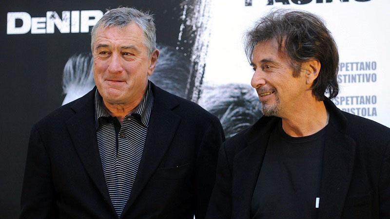 Al Pacino és Robert de Niro ötödik alkalommal dolgozik majd együtt