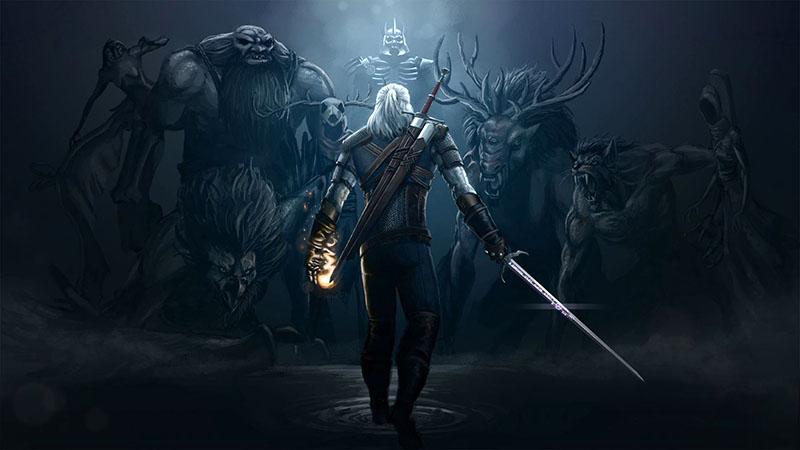 Történetek Rívai Geraltról