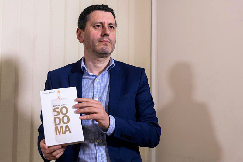 Martel könyvbemutatón