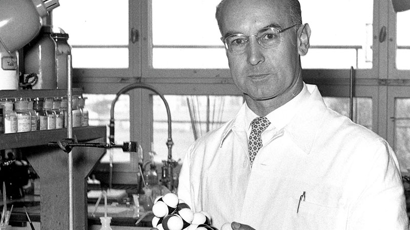 Albert Hofmann, és az LSD