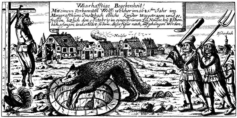 Néphiedelem és vérfarkas-perek Magyarországon