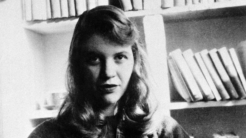 Sylvia Plath és a Double Explosure