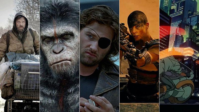 Filmek, melyek bekukkantottak egy sivár jövőbe