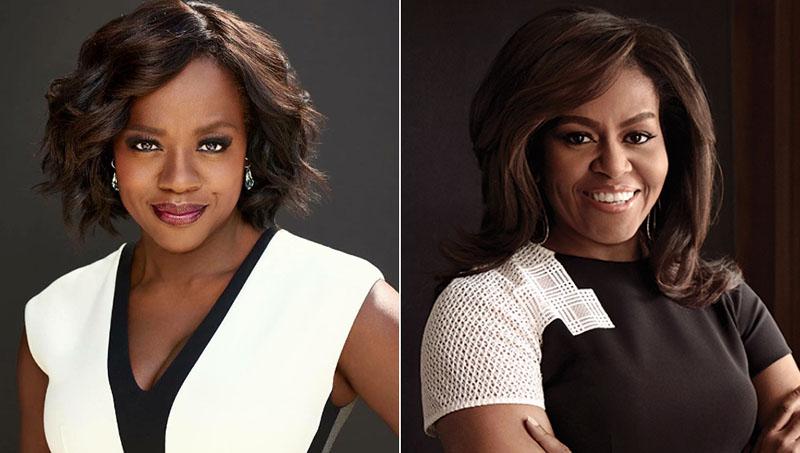 Viola Davis lesz Michelle Obama