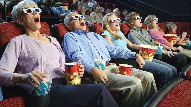 A 3D moziélmény