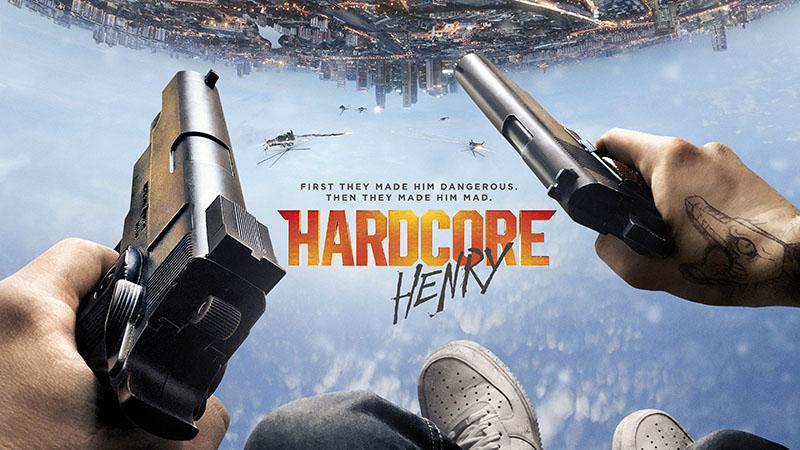 A Hardcore Henry kiválóan alkalmazta a POV technikát