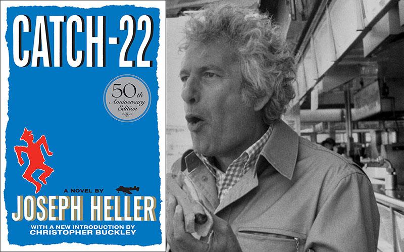 Joseph Heller: A 22-es csapdája