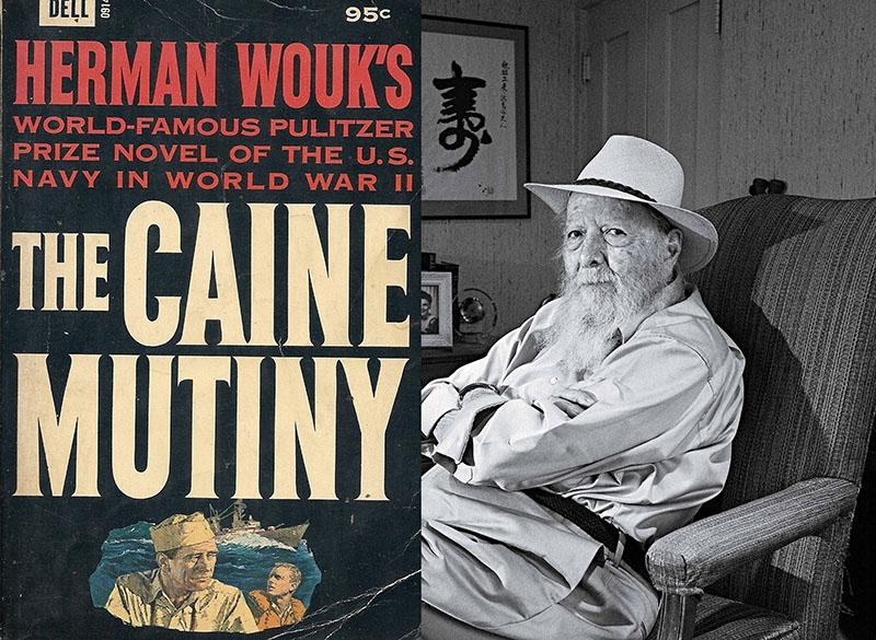 Herman Wouk: Zendülés a Caine hadihajón