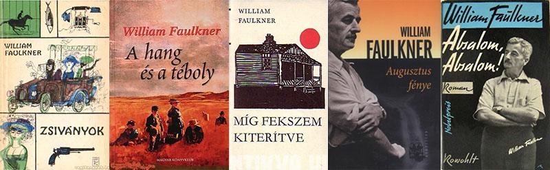 Az általunk legjobbnak ítélt Faulkner-művek