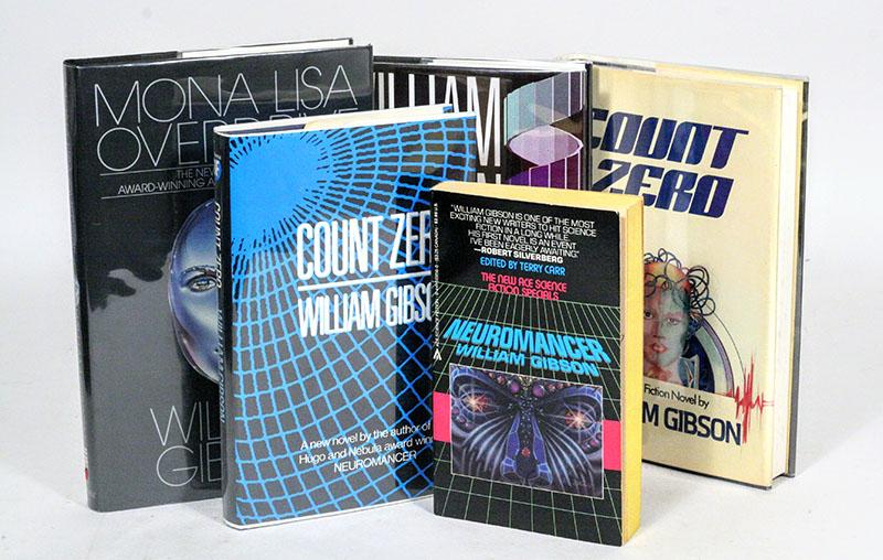 A teljes Sprawl-trilógia számtalan kiadást megélt