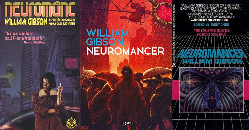William Gibson: Neurománc
