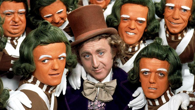Gene Wilder az 1971-es adaptációban bújt Willy Wonka bőrébe