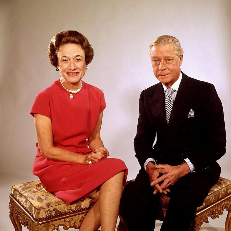 VIII. Edwárd és felesége