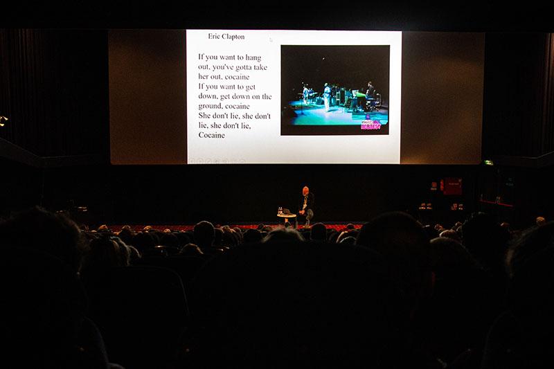 Zacher Gábor a Betépett álmodozók című előadáson /Fotó: Bärlein Martin/