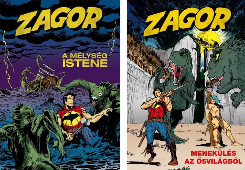 A magyarul megjelent köteteket az Anagram Comics gondozza